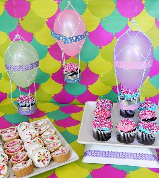 Diy Party Table Decorations surprising diy party decoration ideas for kids' birthday