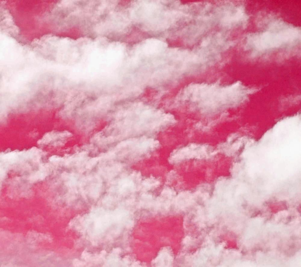 Pink colors color colours pink paradise pinterest girly myspace hot pink sky background with clouds background voltagebd Image collections