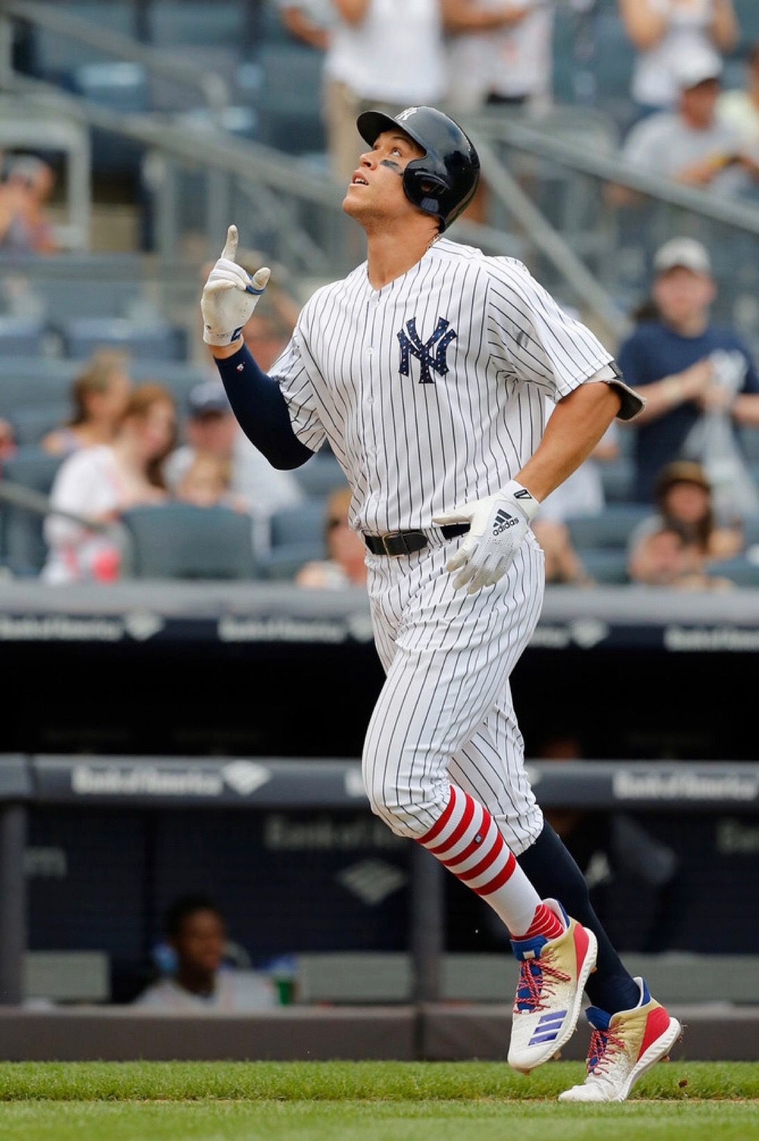Home Run 24 Happy 4th Of July New York Yankees Ny Yankees Yankees Baseball