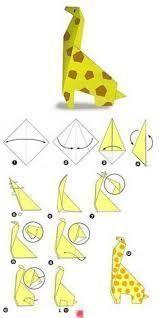Photo of #Animals #of #Google #origami #origami easy children Schritt für Schritt #step, #tier #children …