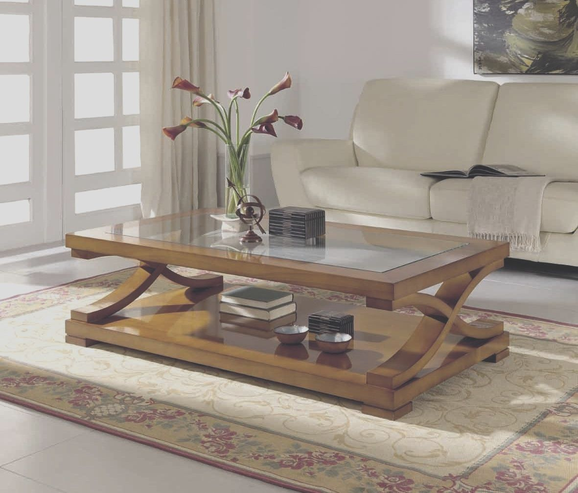 design for living room coffee table