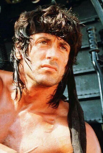Sylvester Stallone~Ram...