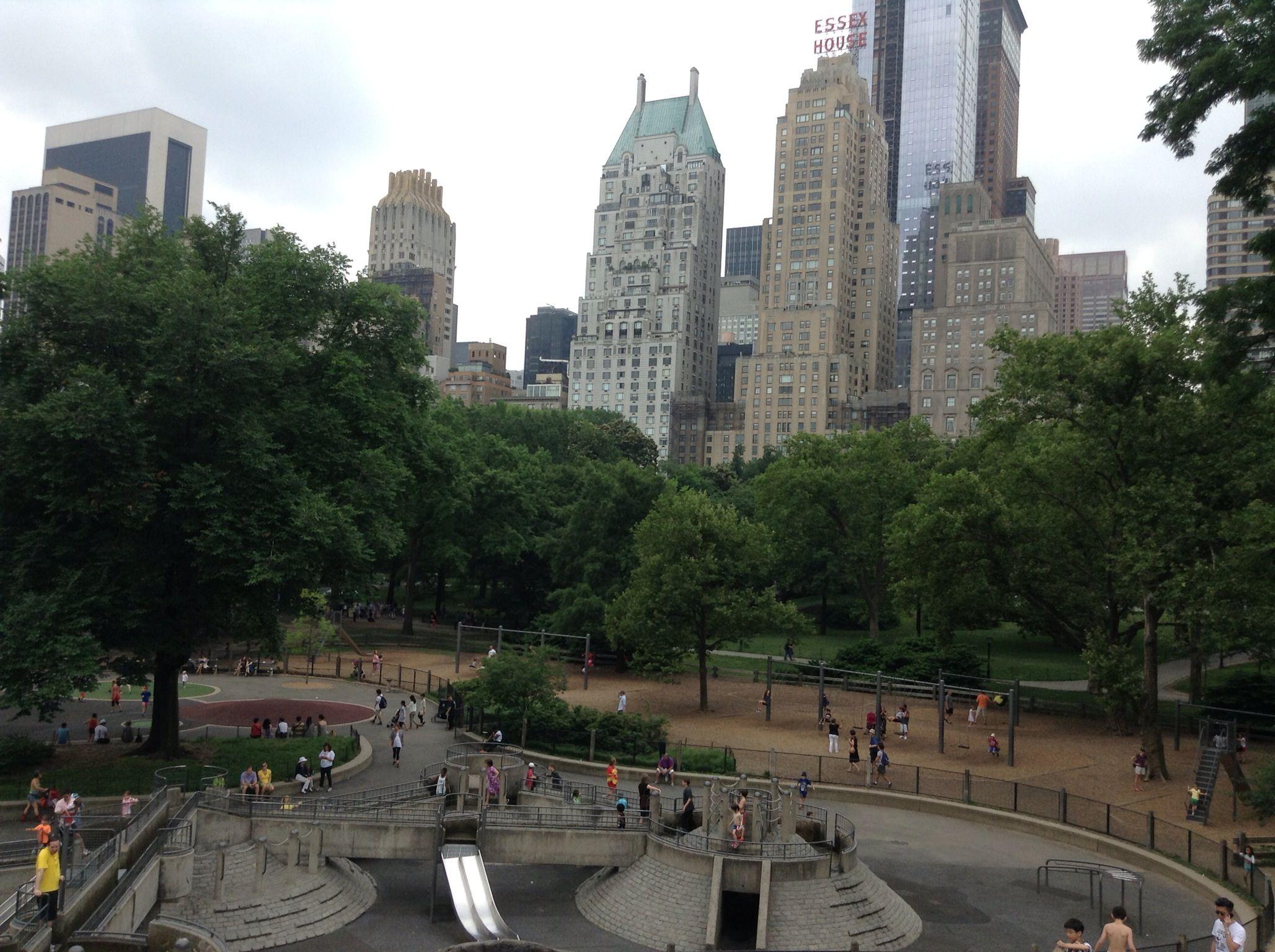 Central Park. Manhattan.