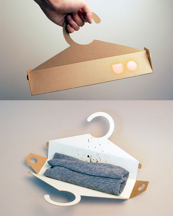 Baby Gift Packing Ideas : Hanger pack t shirt packaging pd design