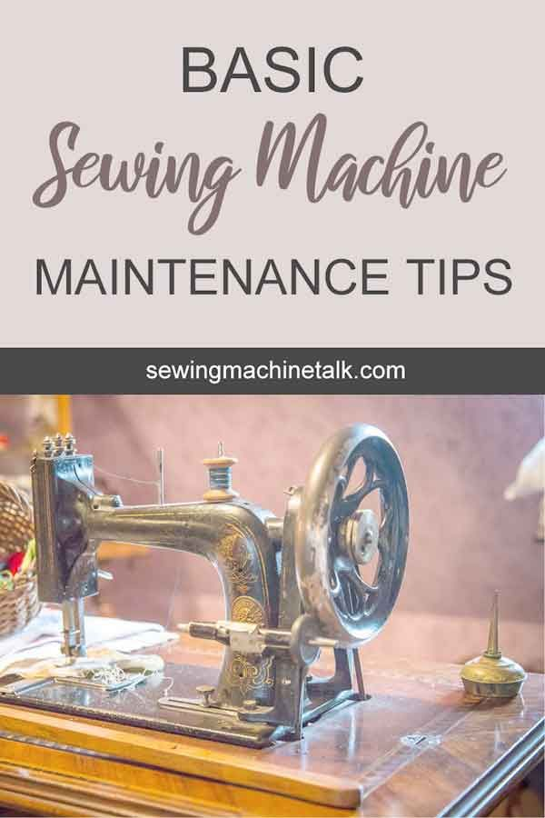 Today I will be showing you how to do some sewing machine