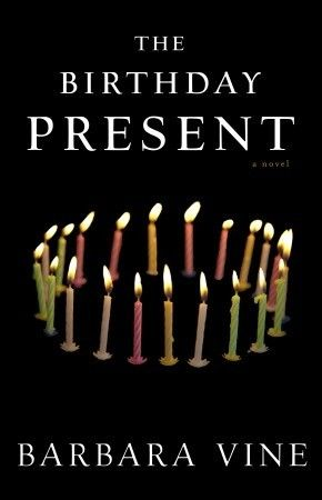 The Birthday Present by Barbara Vine. When a member of Parliament stages a mock kidnapping of his mistress, things go horribly wrong.