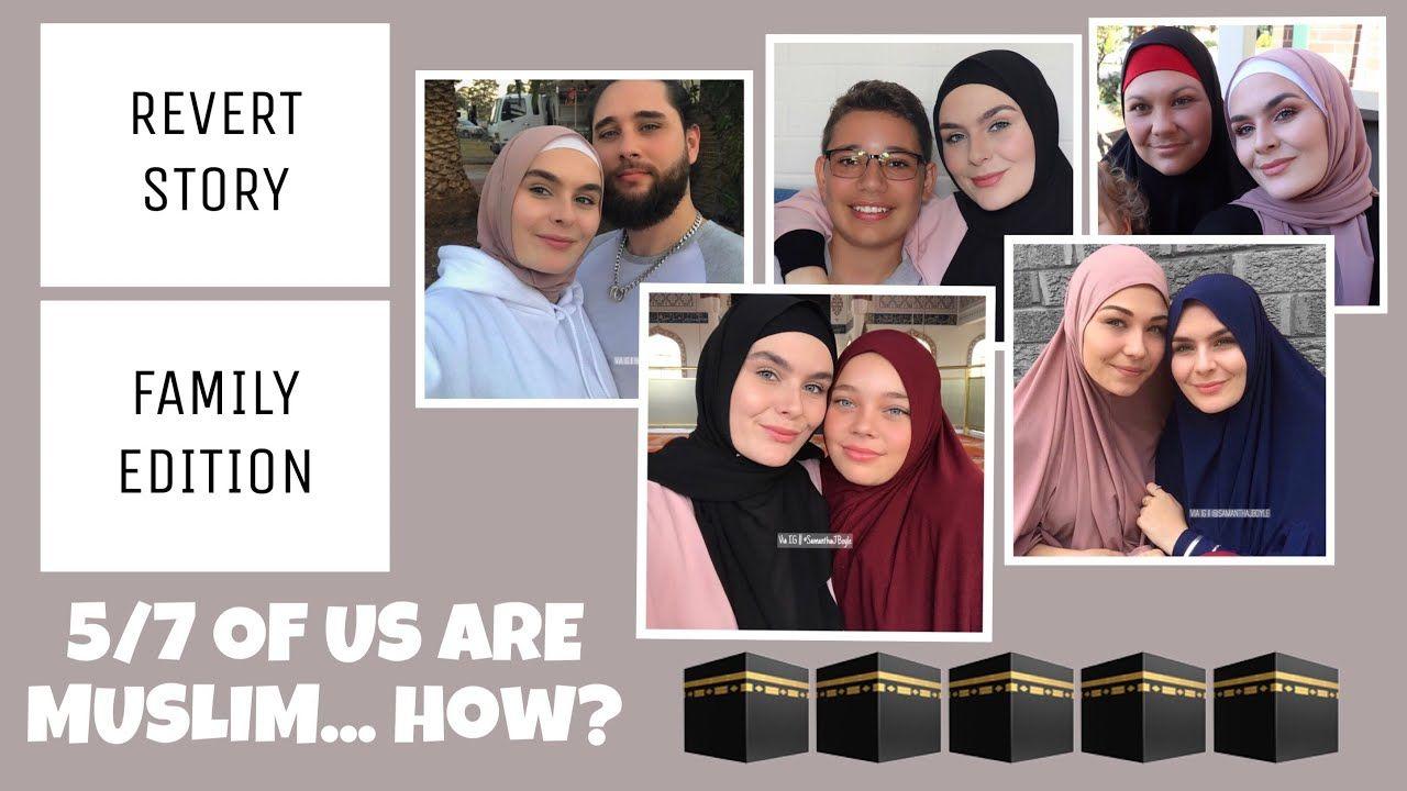 HOW MY FAMILY ACCEPTED ISLAM | Samantha J Boyle