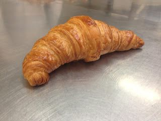 Factory Desserts: French croissant