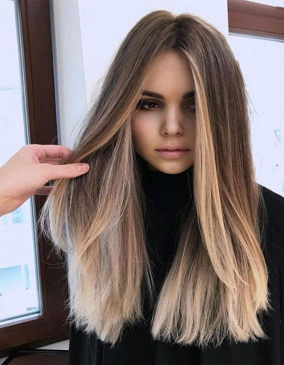 Photo of Lovely Blonde Balayage Hairstyle to Inspire you In 2020
