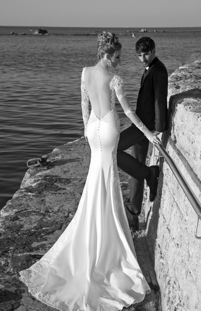 0a584c2b7fd5 Galia Lahav Wedding Dress - Tullia Gown with Detachable Tulle Skirt || Worldwide  Collection Premiere: Galia Lahav's Much Anticipated La Dolce Vita {Part 2}