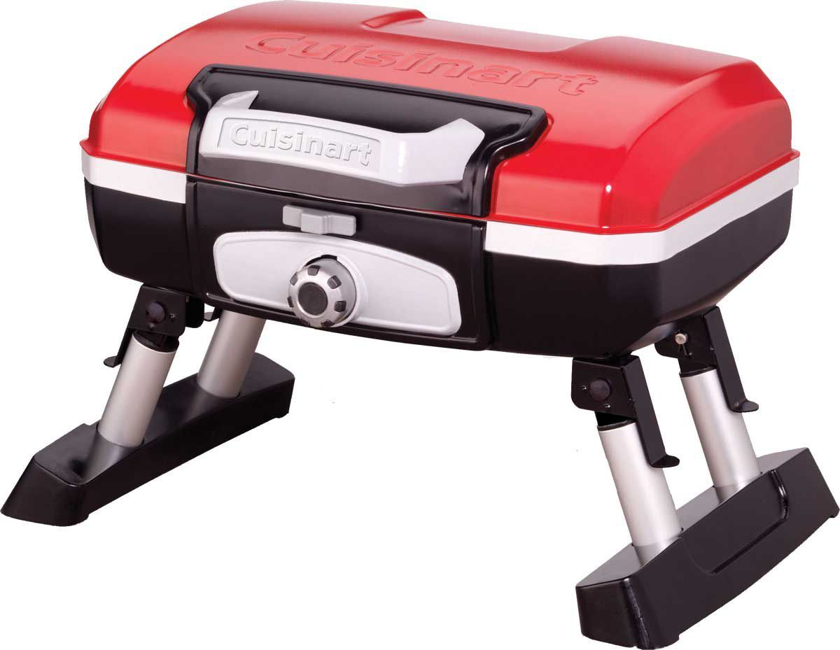 Cuisinart Petite Gourmet Gas Grill, Red Best gas grills