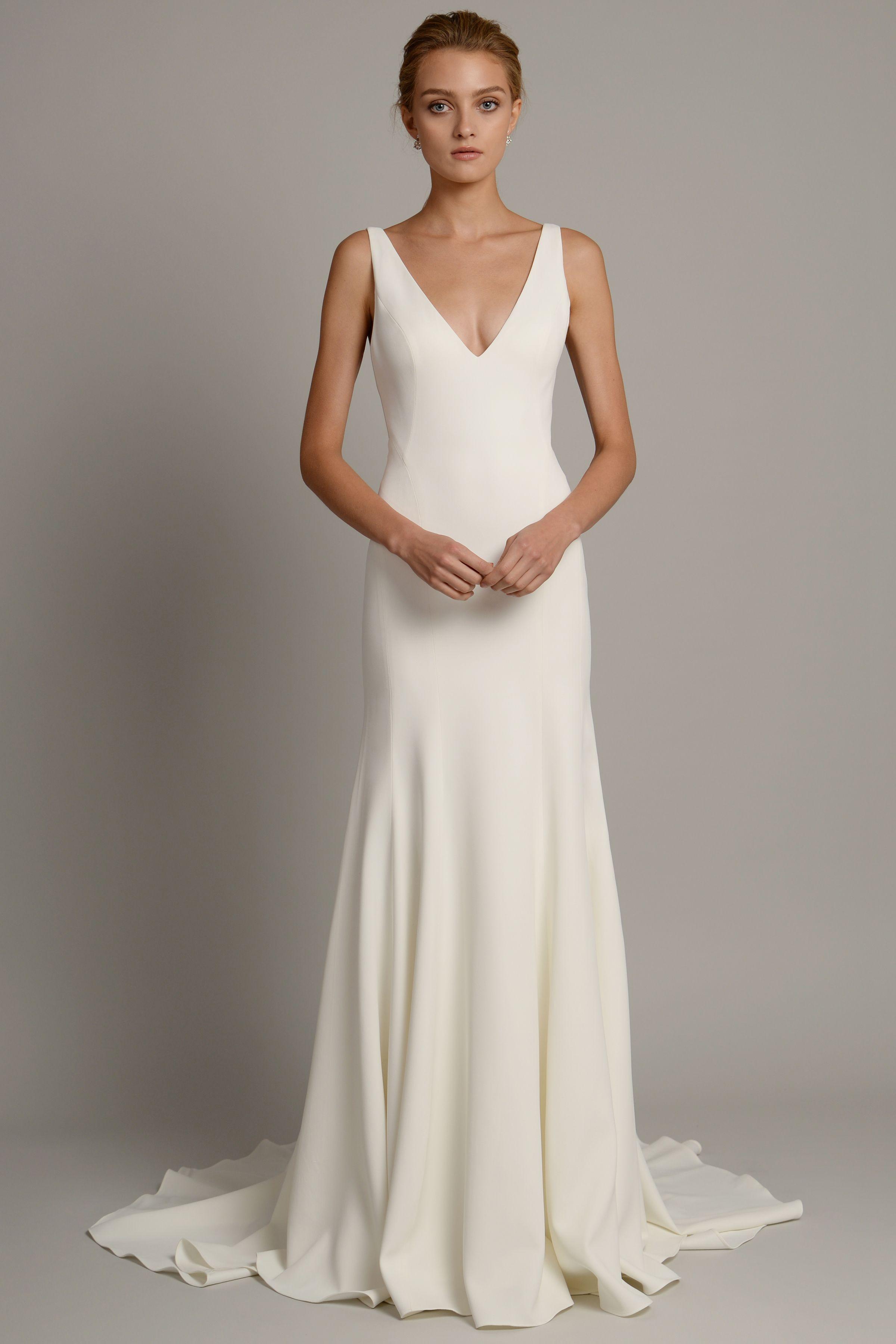 The Finley Gown A Line Wedding Dress Wedding Dresses Simple Summer Wedding Dress [ 3600 x 2400 Pixel ]