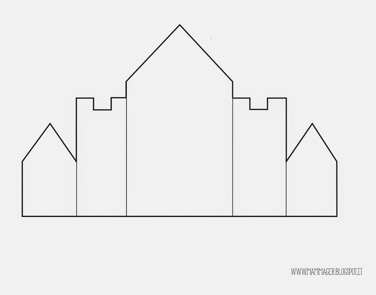 Modelli di casette per presepe da stampare e costruire for Modelli di case da costruire