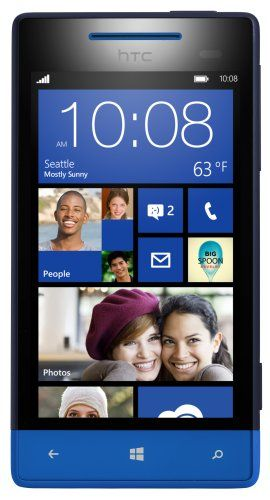 HTC 8S Windows Phone - Atlantic Blue - Review - The Smartphone Shop