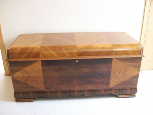 Attirant Lane Furniture AltaVista Virginia | Vintage Lane Cedar Chest Blanket Hope  1944 Waterfall Antique Bedroom .