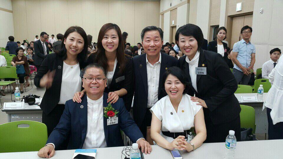 Jeunesse global korea Business Seminar  <주네스비즈니스 5P전략과 성공스토리>특강 전에 그룹 에메랄드디렉터 리더븐들과 인증샷! www.sponsor.so
