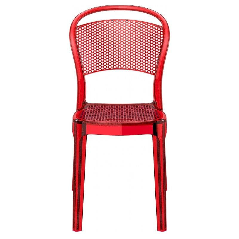 Bee Stacking Dining Side Chair (Set of 4)