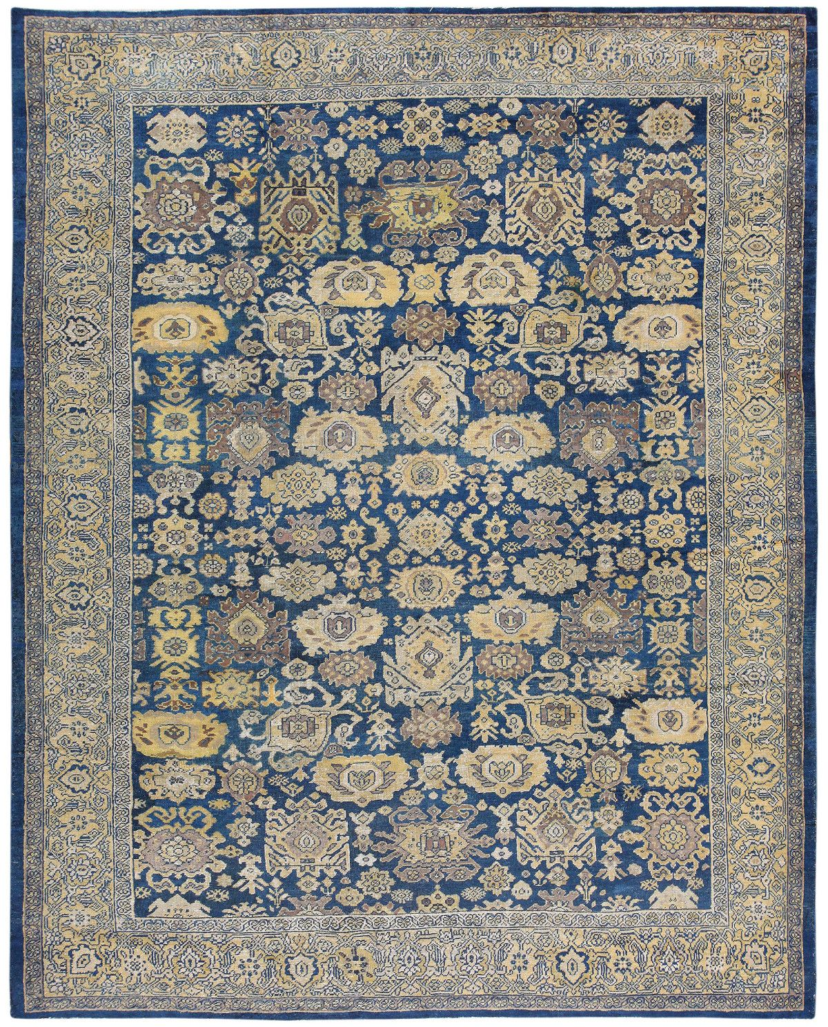 Antique Persian Sultanabad Rug 50097