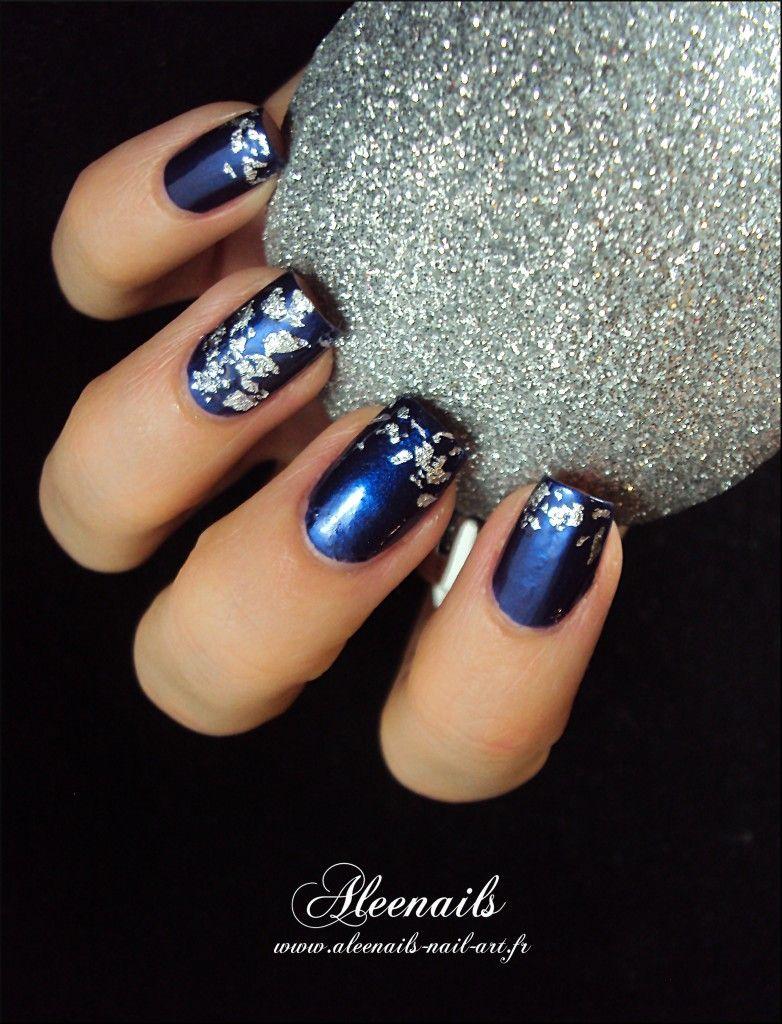 Eclat d\'Argent   Art nails and Makeup