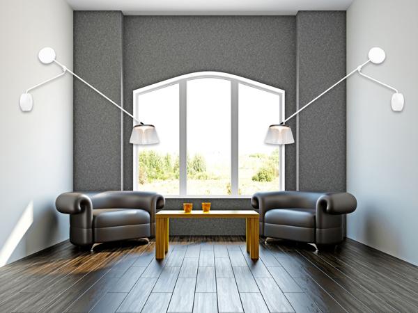 ALTAVOLA DESIGN: Designerski kinkiet LED – SIMPLICITY W