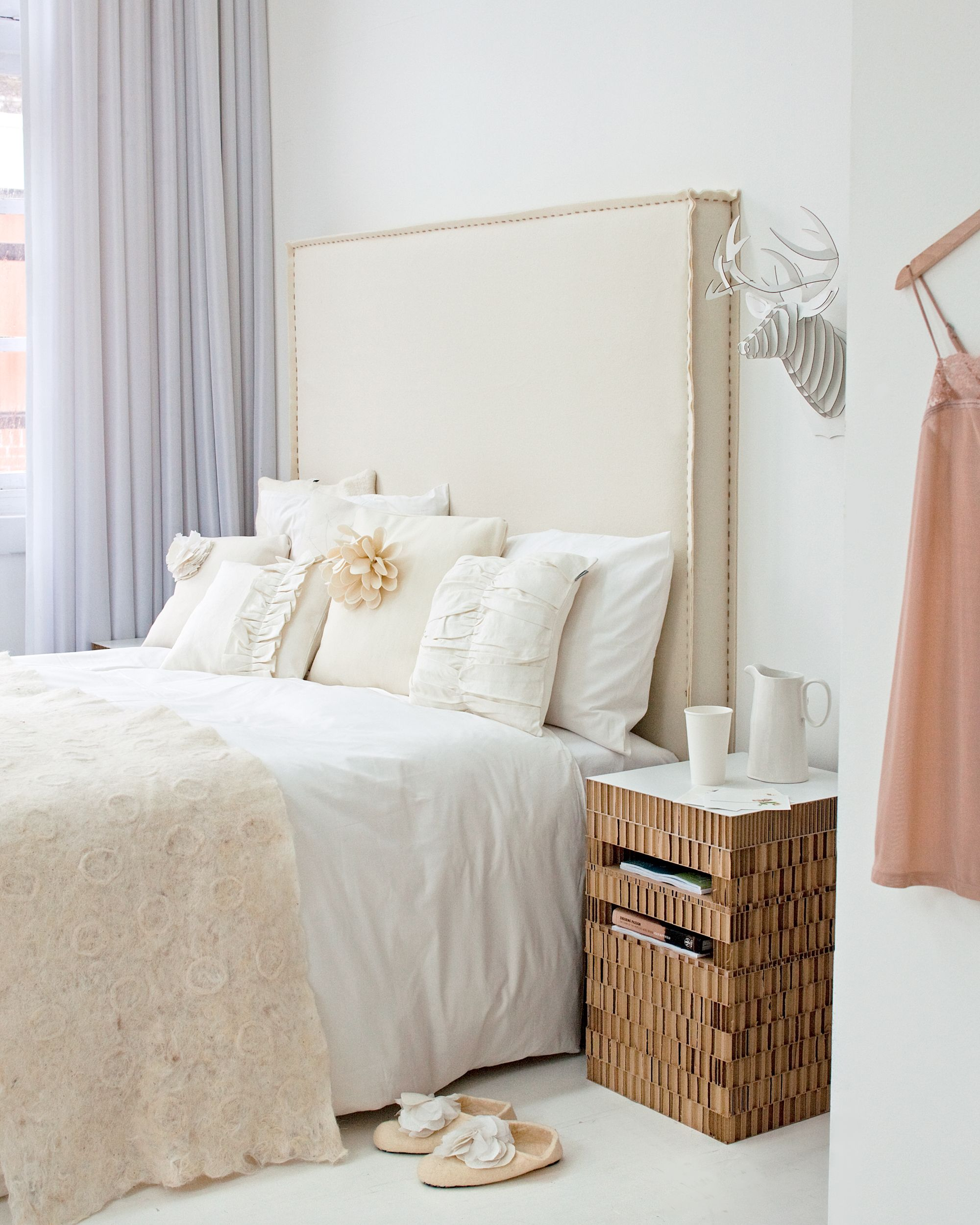 Hoofdbord Bed Bekleden.Vt Wonen Zelf Bed Hoofdeinde Maken Nieuw Huis Home Bedroom