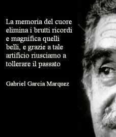 La Memoria Del Cuore Garcia Marquez Gabriel Garcia Marquez