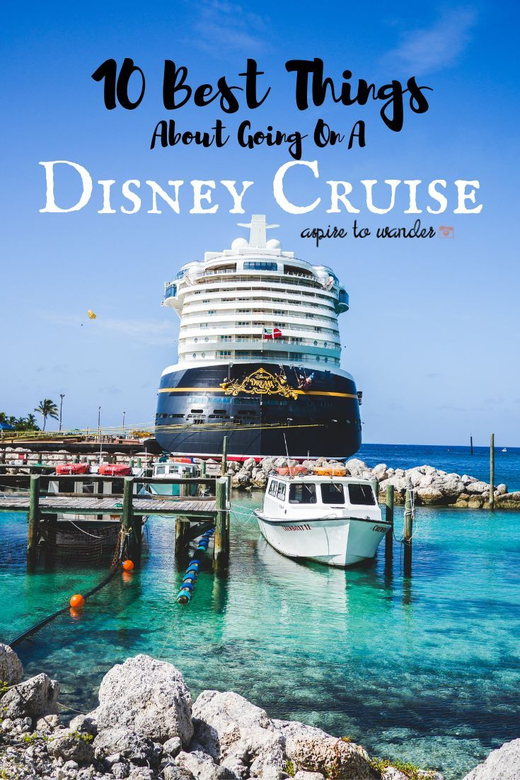 Disney cruise line our top 10 favorite things about our