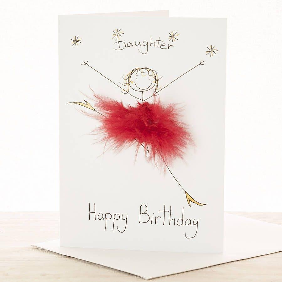 Family member birthday card handmade family member birthday card m4hsunfo Images