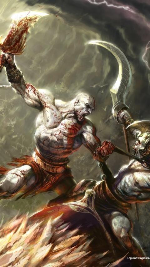 Download God Of War III Live Wallpaper APK 12