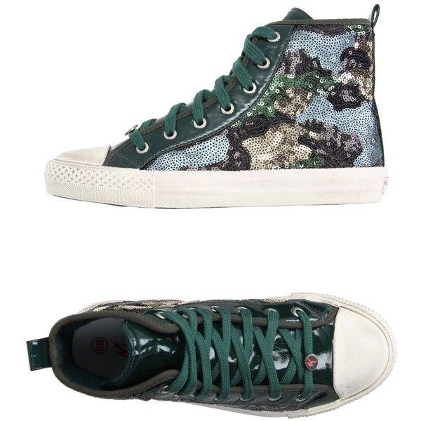 Chaussures - Haut-top Sneakers Grâce Manille VJr2k