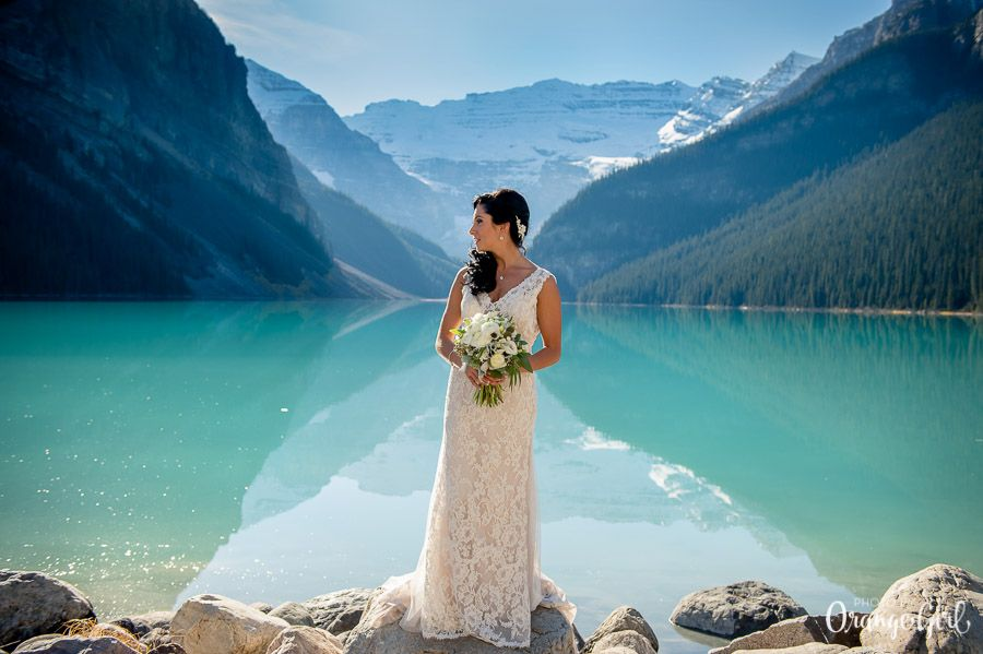 Three Jaw Dropping Indoor Banff Wedding Ceremonies: Blog * Banff Wedding Photographer * Emerald Lake Wedding