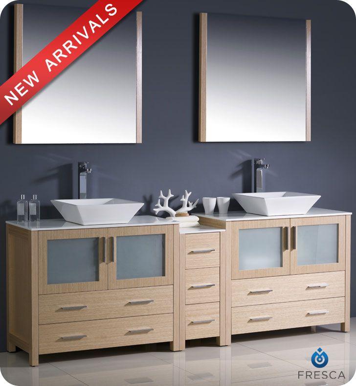 Kids Bathroom Vanities two separate sinks and vanities bathroom |  sink bathroom