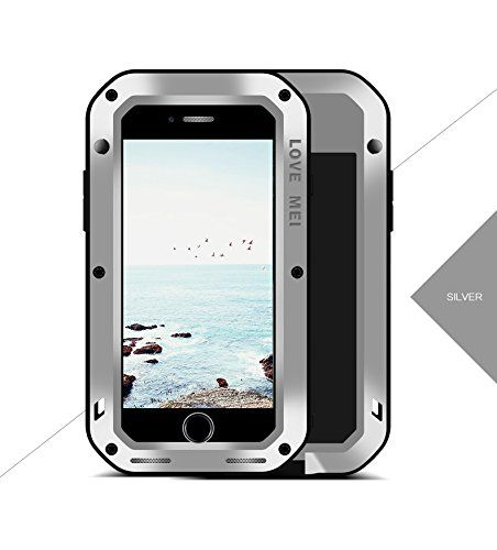 iPhone 8 Case, Love Mei,Shockproof Dust / Dust / Snowproof