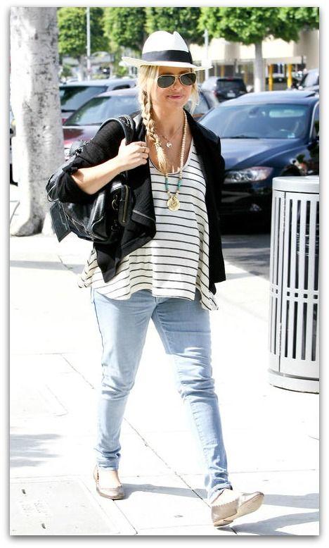 Sarah Michelle Gellar Pregnancy Style