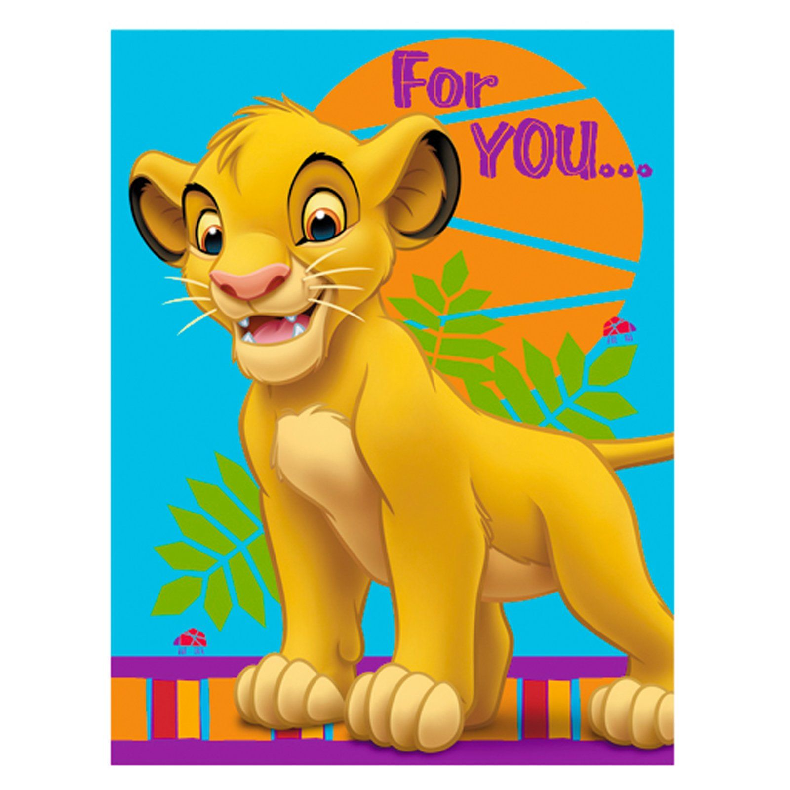 Disney The Lion King Thank You Notes Lion King Birthday Lion King Images Lion King