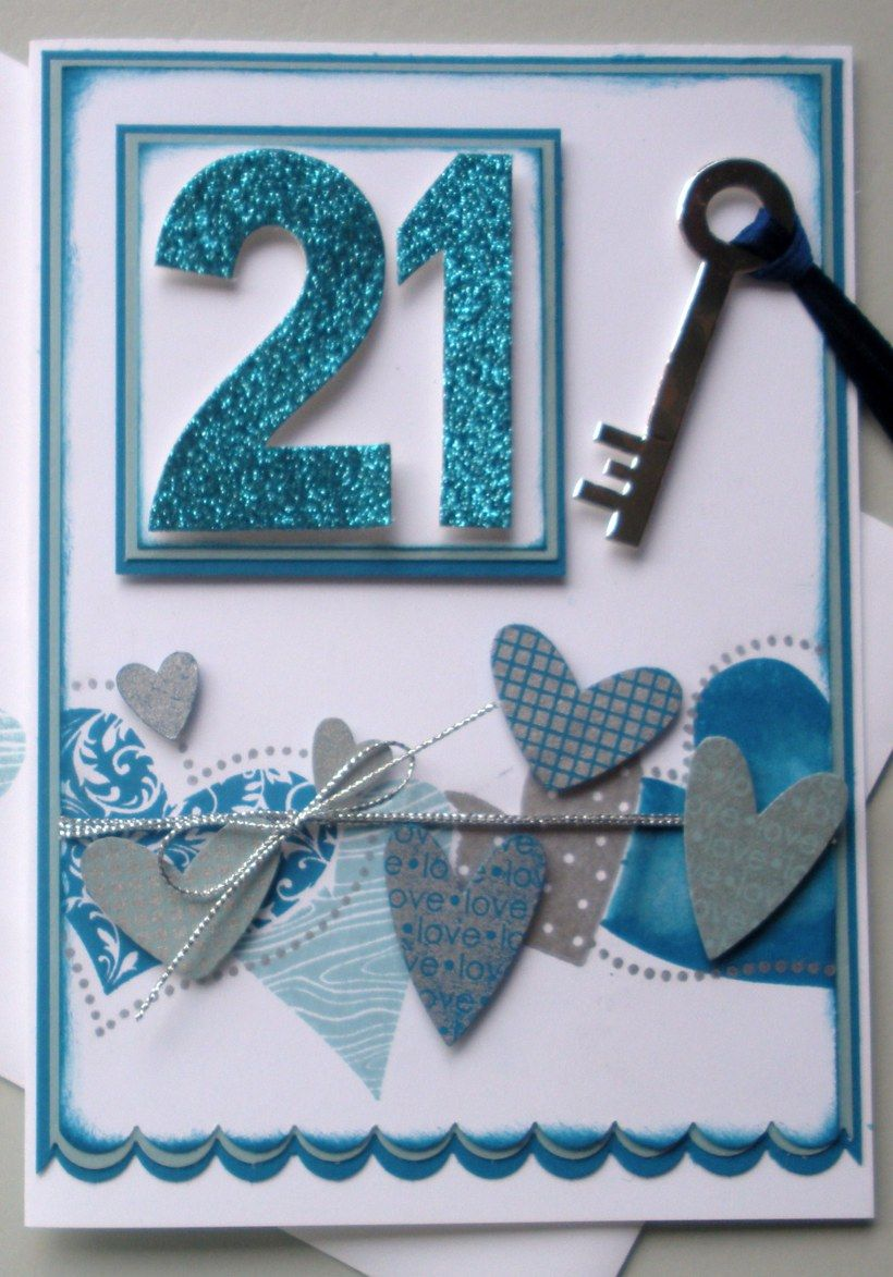 Janelle S 21st Card 21st Birthday Cards Happy 21st Birthday Cards Girl Birthday Cards