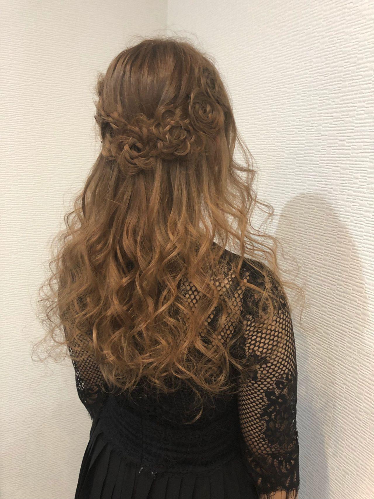 ディズニー向けhair 写真映えするヘアスタイル アレンジ特集 Hair