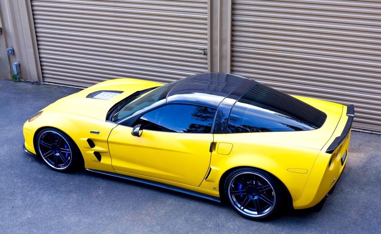 C6 Corvettes
