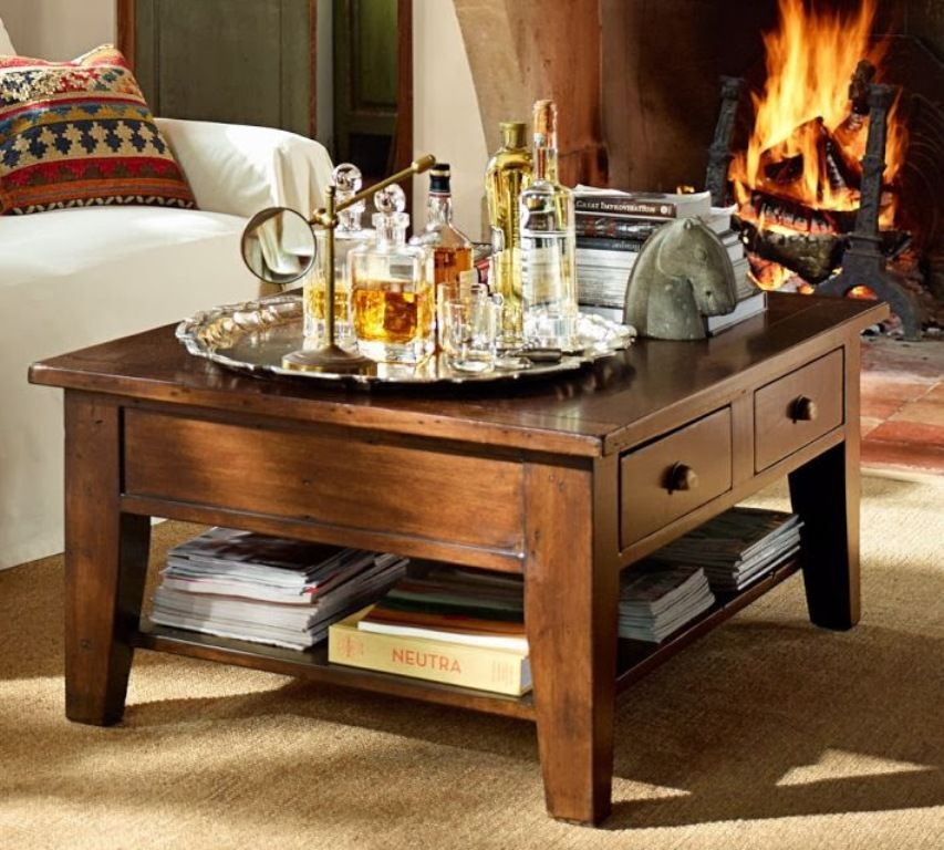 Pottery Barn Coffee Table Provides A Wide Range Of The