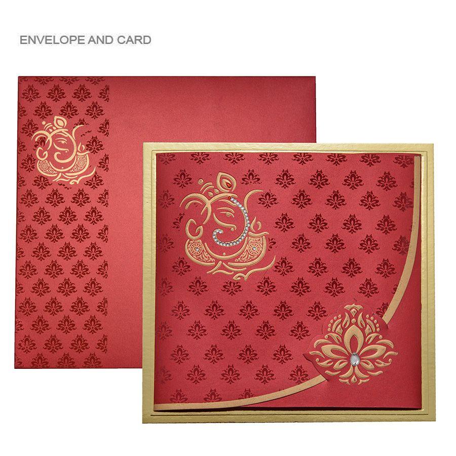 Wedding cards | anu | Pinterest | Wedding card, Wedding invitation ...