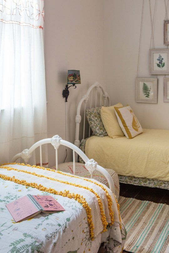 Design Ideas for Doubling Down Rooms with Two Twin Beds ...