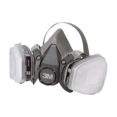 3m professional half mask