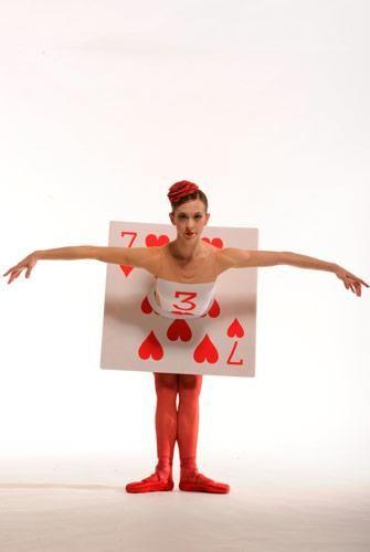 Washington Ballet Campaign Alice In Wonderland Alice No Pais