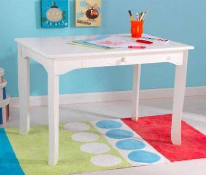 Mesa Brighton Blanca Madera IMAGE | juguetes | Pinterest | Comprar ...