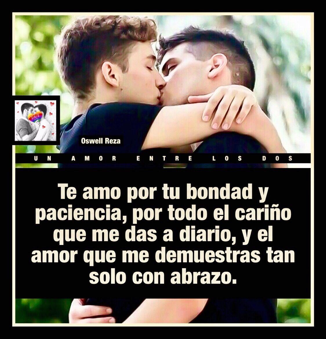tu amo gay