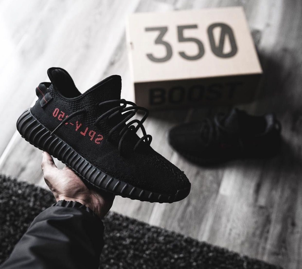 dc2209a8b0390 ... coupon for adidas ultra boost branco yeezy boost 350 pirate black box  c5d80 96818