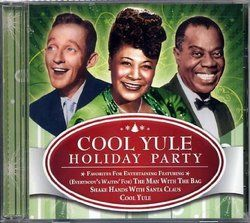 Cool Yule Holiday Party ~ Featuring Bing Crosby, Ella Fitzgerald, Louis Armstrong and More! #coolyule  #christmasmusic #christmassong #learnyourchristmascarols #christmassongs    #christmassong #merrychristmas  #classicjazz #christmascarol  Inspired? More Cool Yule at http://www.learnyourchristmascarols.com/2003/12/its-wictory-wednesday-are-you-in.html #steveallen