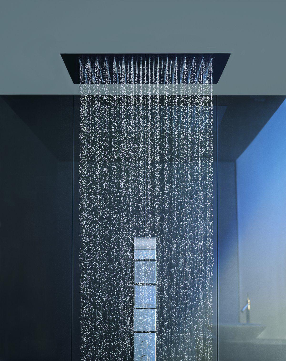 Pscbath Luxury Plumbing Fixtures Led Shower Head Shower Heads Modern Shower Design