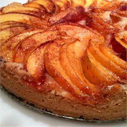 Peach Kuchen - Allrecipes.com