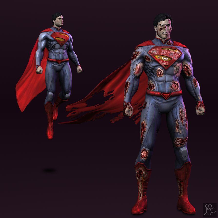 Superman The New 52 Wallpaper Injustice Gods Among Us Superman New 52 By Sticklove On